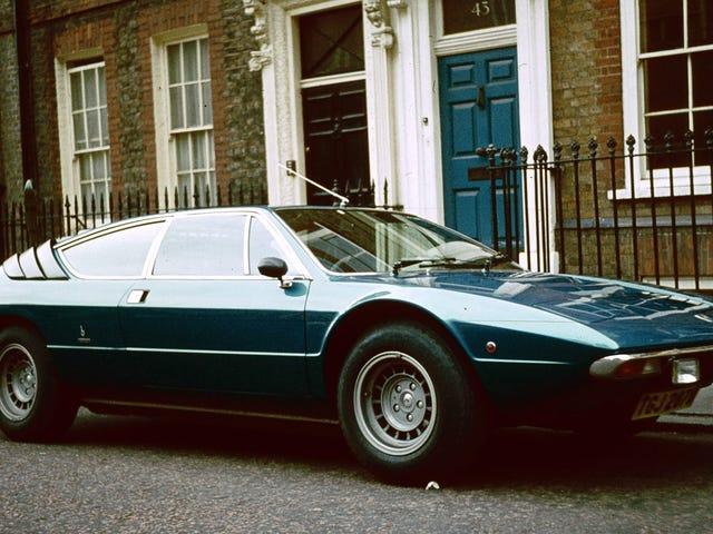 The Lamborghini Urraco