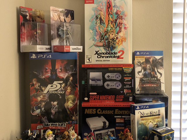 I Think I Accidentally Started Collecting Video Games