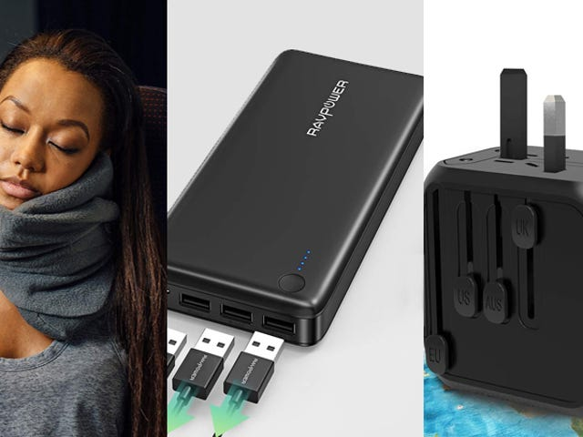 Make Travel Suck Less With These Seven Gadgets and Accessories