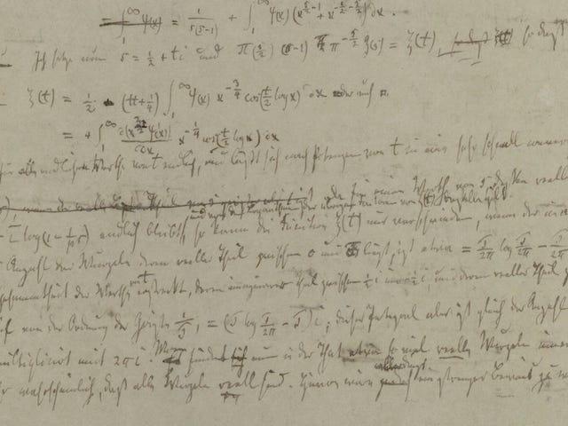 Uno de los grandes problemas matemáticos de todos los tiempos podría haberse resuelto 160 años después