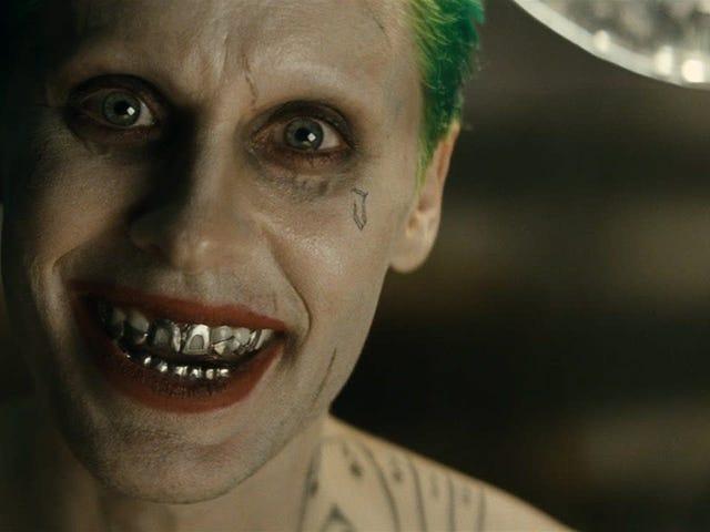Jared Leto拒绝在宣布他确实使用过的情况下将使用过的安全套发给<i>Suicide Squad</i>同伙
