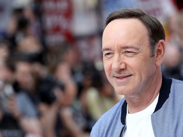 Kevin Spacey Faces 3 New Sexual Assault Allegations in London
