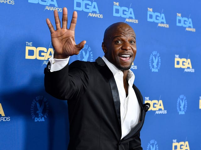 Terry Crews spent his weekend being loud and wrong on Twitter