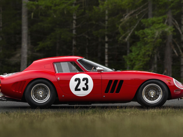 That Auction Record-Breaking 1962 Ferrari 250 GTO Is Worth More Than Its Weight in Gold