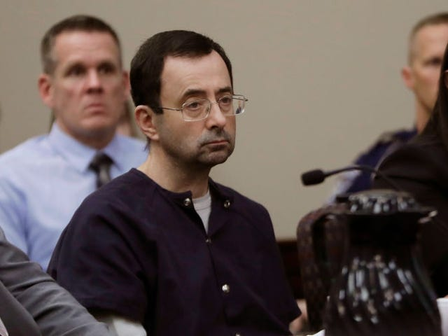 Michigan State University Paid PR Firm More Than $500,000 to Monitor Women Abused by Larry Nassar