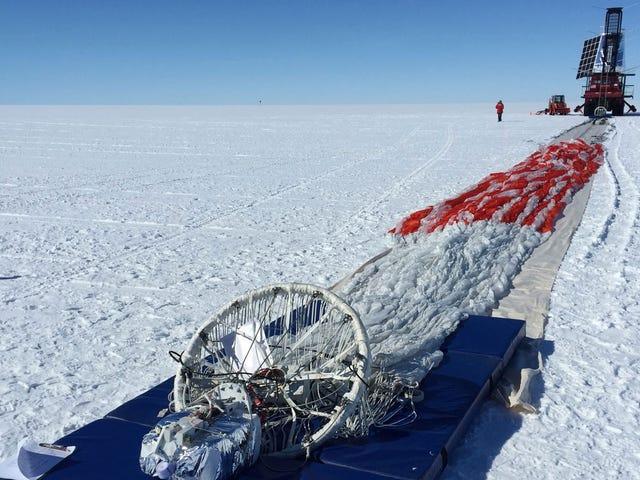 Esta sonda desvelará (o no) los primeros Instantes del Universo