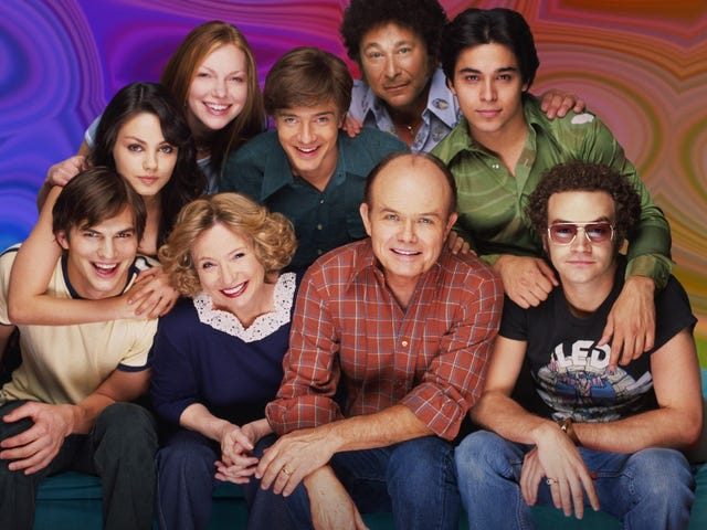 The Complete That 70s Show Blu-ray for $40? Groovy.