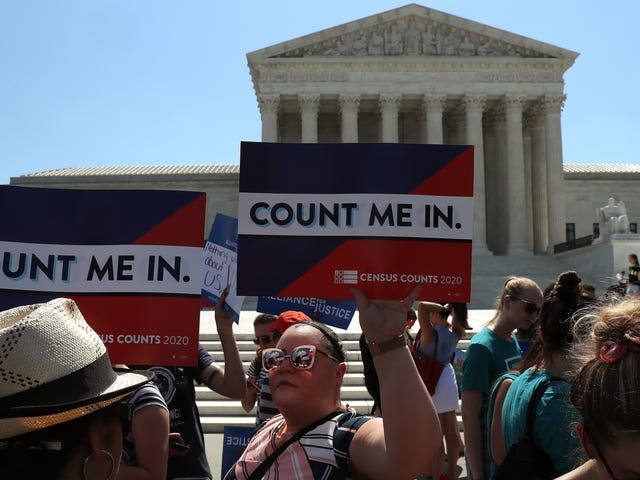क्या सभी वकीलों ने ट्रम्प की जनगणना नागरिकता का बचाव किया था?