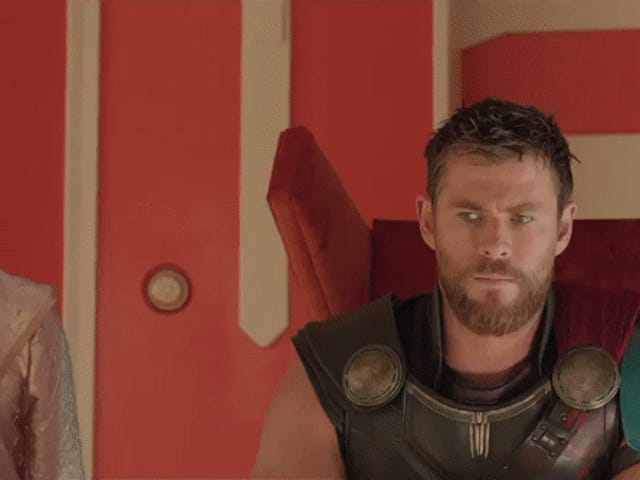 This Thor: Ragnarok Deleted Scene Is a Master Class in How to Fit an Insane Amount of Jokes Into Two Minutes