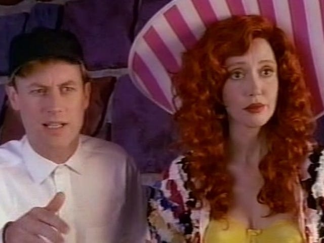 Why Don't We Talk About Shelley Duvall's Mother Goose Rock 'n' Rhyme More?