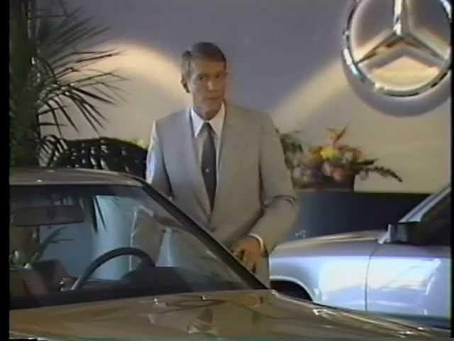 Mercedes Benz Salesman training tapes