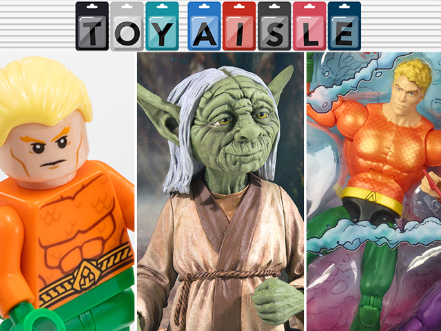 Even More Weird and Wonderful Comic-Con Exclusives, and the Rest of the Best Toys of the Week