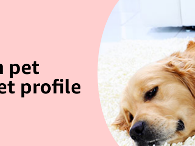Los miembros de Prime pueden ahorrar un 30% en productos para mascotas