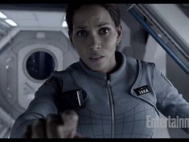In The Extant Trailer, Halle Berry Gets Pregnant With A Space Baby!