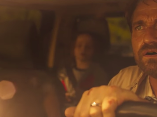 Florida gets wiped out by a comet in the trailer for Greenland, a Gerard Butler disaster flick