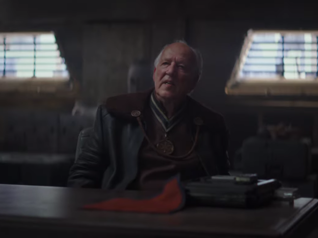 Nope, we cannot handle Werner Herzog doing a Star Wars in this first full trailer for The Mandalorian