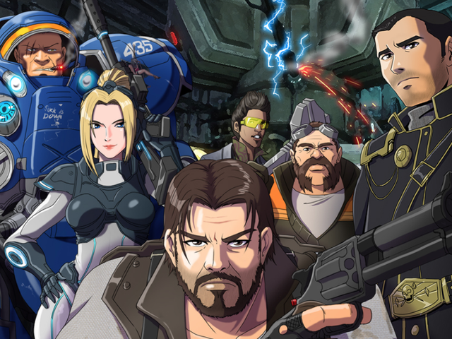If There Was A StarCraft IIAnime