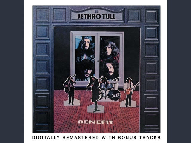 Jethro Tull--'For Michael Collins, Jeffery and Me'