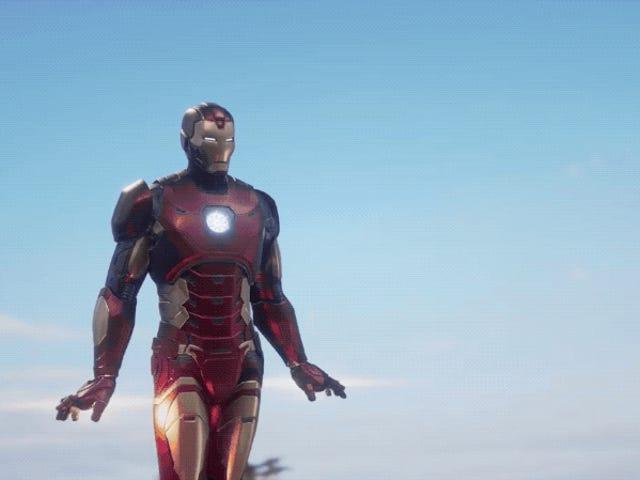 20 minutos de Avengers: así es el nuevo juego de los Vengadores
