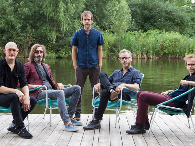 The National takes a deep breath on the revelatory I Am Easy To Find