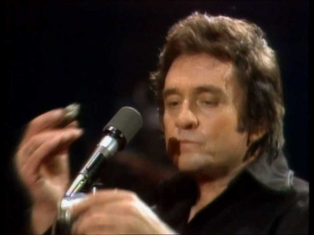 Johnny Cash  -  Hey Porter & Orange Blossom Special