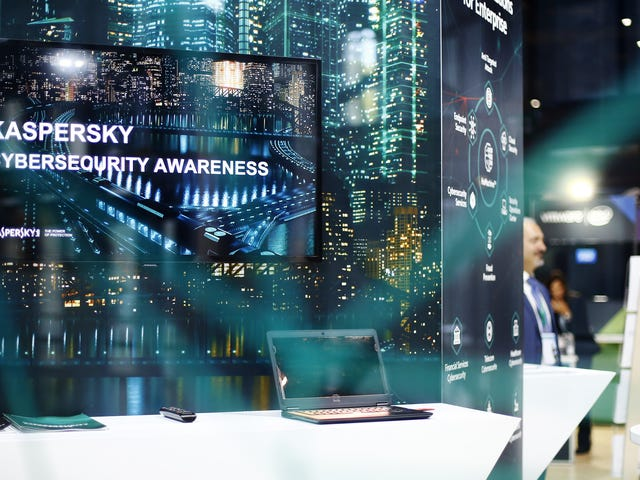 Kaspersky Closes DC Office, Says It Is 'No Longer Viable' to Work With Federal Government