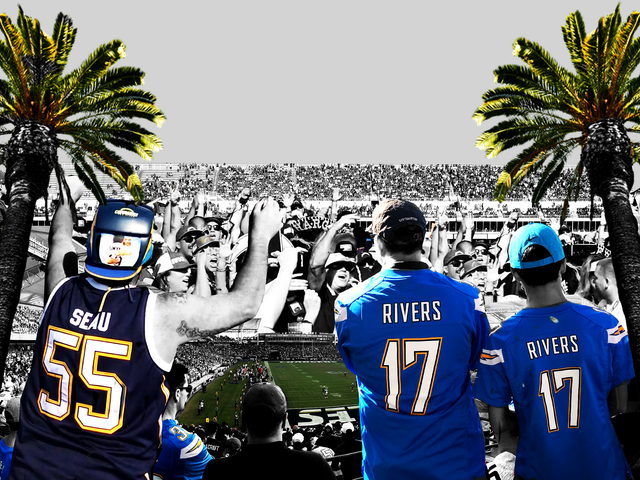 Can Los Angeles Ever Love The Chargers?