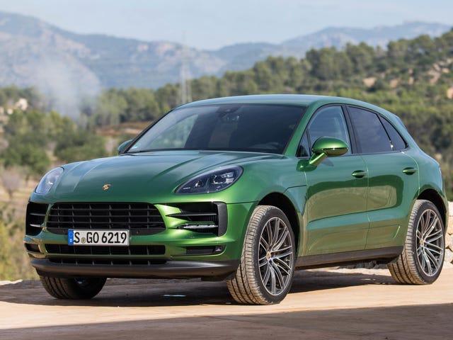 Porsche хочет, чтобы к 2025 году половина его продаж была электромобилем