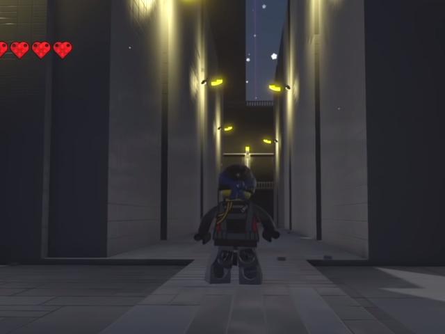 Fan Recreates Metal Gear Solid In Lego Worlds