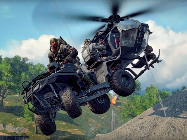 Call of Duty Blackout Players Are Now Thanking The Bus Driver, Too