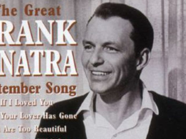 """Welcome the autumnal season with Sinatra's """"September Song"""""""