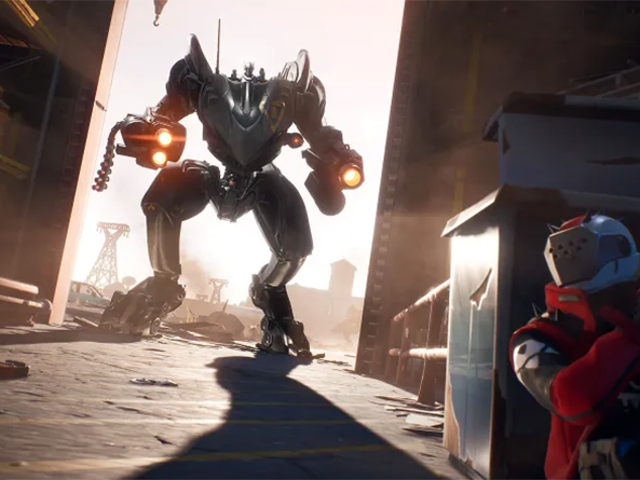 Epic Says The Mech Was Added So More Players Can Win A Fortnite Match