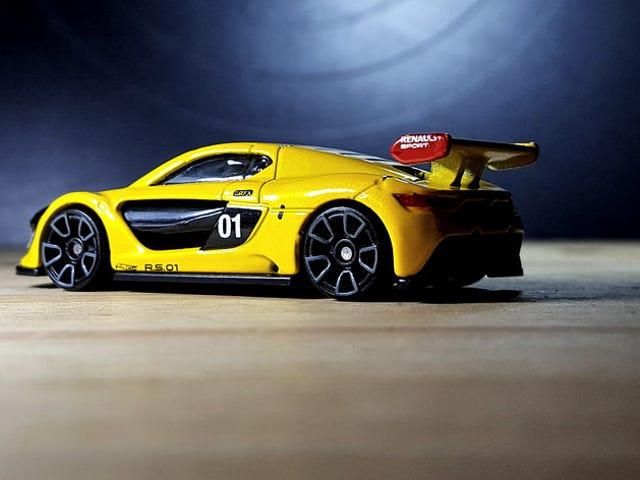 LaLD Car Week: En gul Renault