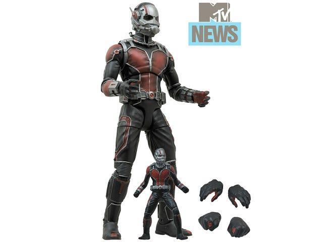 Här är vad Ant-Man Ser ut som i Action Figur Form