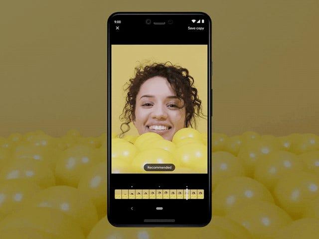 La cámara del Pixel 3 hace el trabajo más difícil por ti: elegir la mejor foto que has tomado