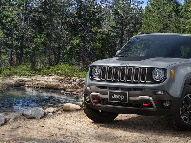​Will The 2015 Jeep Renegade Be Any Good Off-Road?