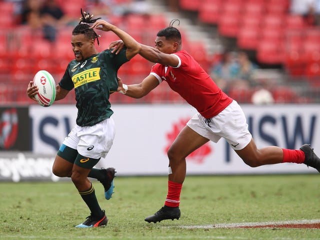 The Best Play Of The Weekend Comes From Rugby Sevens