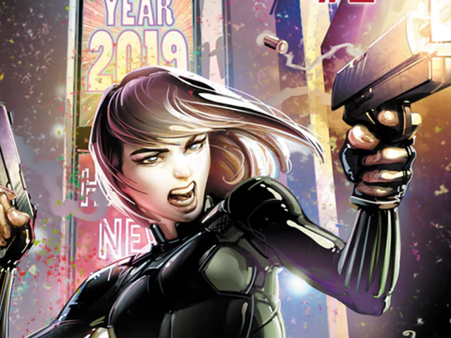 Horror Writer/Director Duo the Soska Sisters Will Be Helming Marvel's New Black Widow Comic
