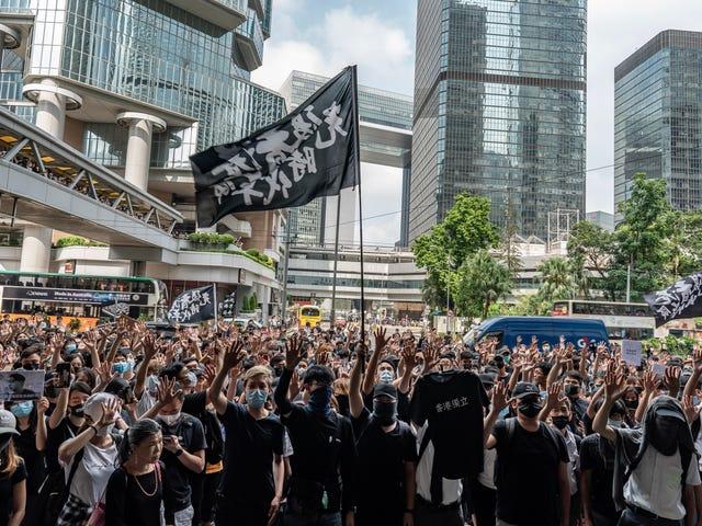 Những sai lầm ở Hồng Kông của Blizzard Chứng minh các trò chơi video Không phải là Trung lập