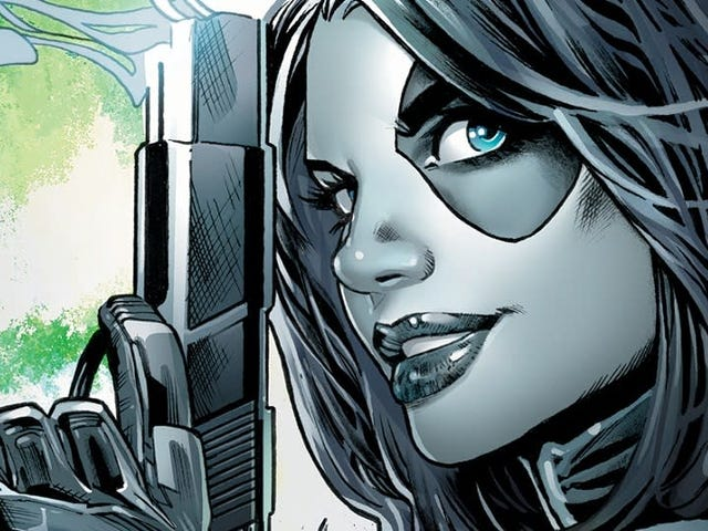 Gail Simone Returns to Marvel With New Domino Comic