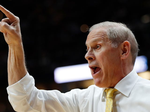 If John Beilein Is Such A Good Person, Why Was He A College Basketball Coach?