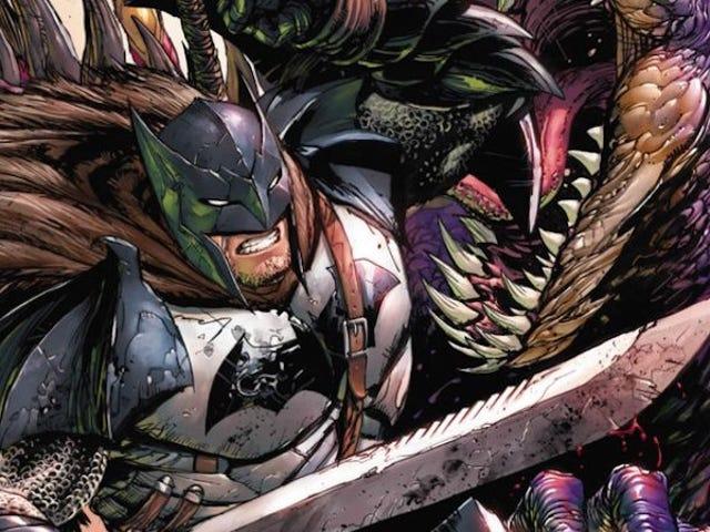 O que é um importante evento de revistas de quadrinhos, mesmo que seja suposto ser mais importante?