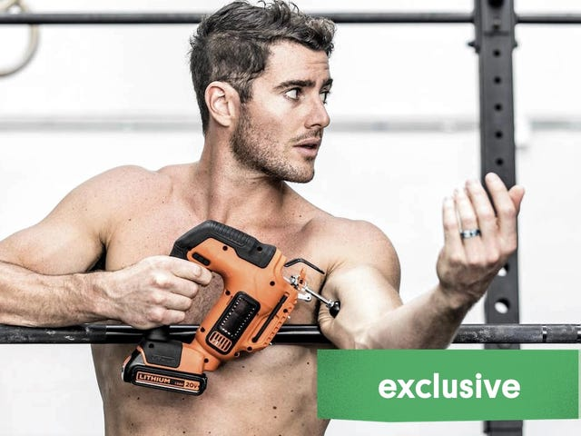 Use a Power Tool As a Fitness Tool With 30% Off at Jigsaw Massage [Exclusive]