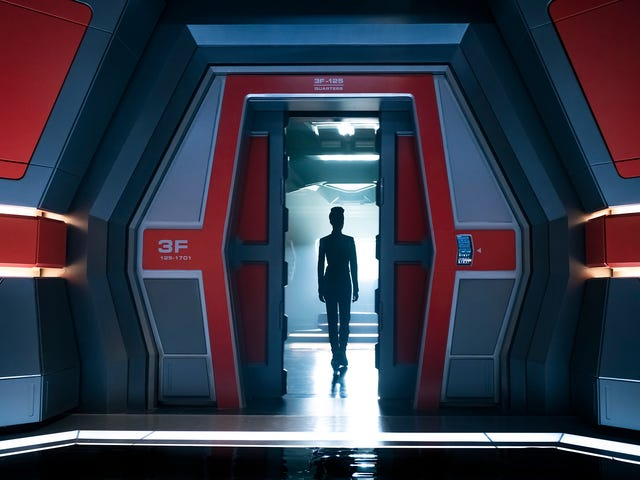 Star Trek: Discovery is back and ready for action
