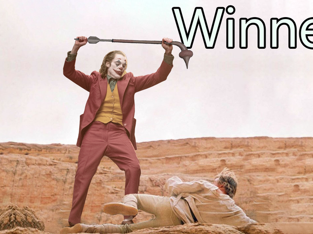'Shop Contest: Why So Serious, Winners!
