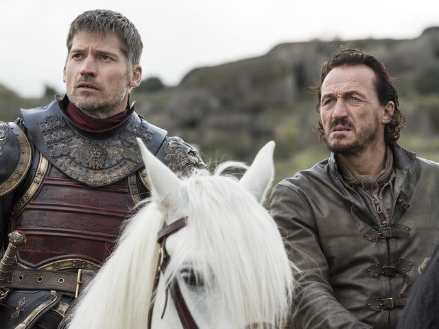 Η HBO κατέχει τον εαυτό της στο τελευταίο παιχνίδι διαρροής θρόνων