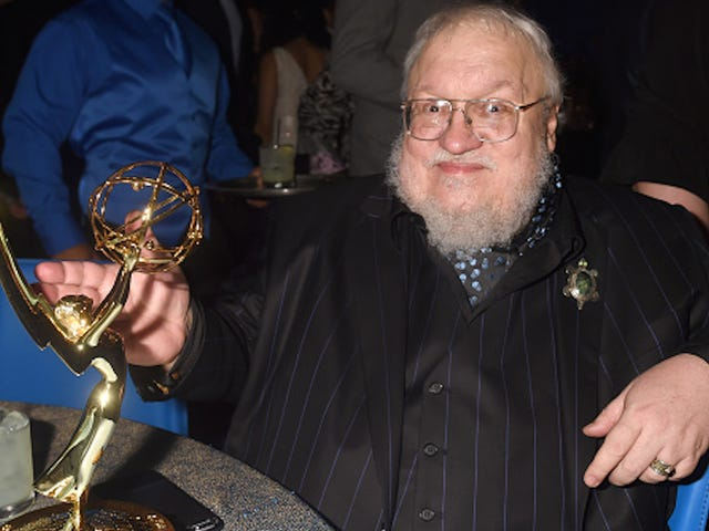 George R. R. Martin Wants Westeros to Remain Fiction, Campaigns for Clinton