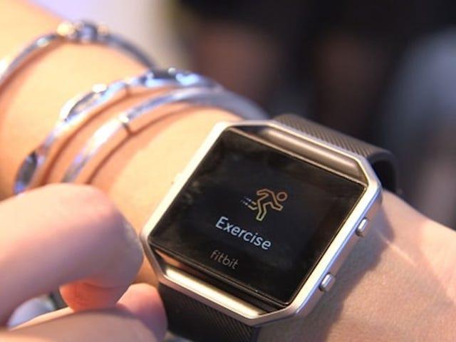 Bạn đã bao giờ sử dụng Fitbit Bạn Got năm ngoái?