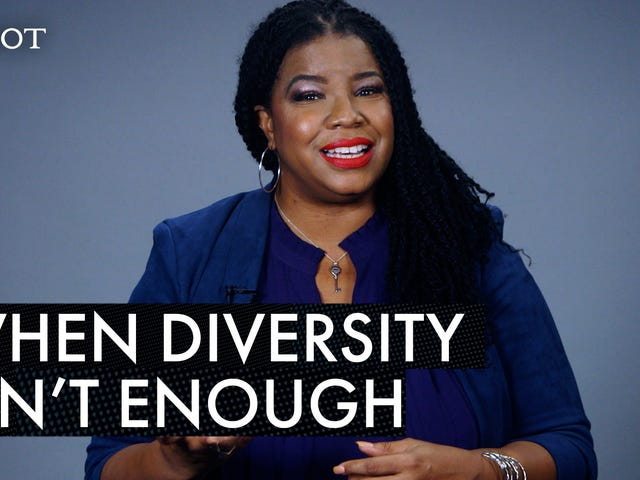 Oscars Still White: April Reign Explains Why 'Diversity' Alone Isn't Cutting It