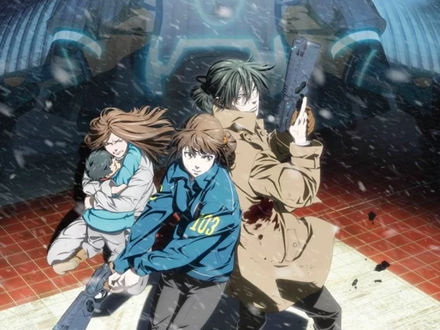 Enjoy the newest trailer of the movie of Psycho-Pass: Sinners of the System